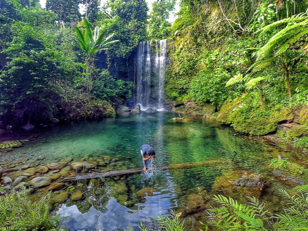 3 Pemandian Alam Yang Terkenal Di Sumatera Barat, Kamu Wajib Datang Ke Sini