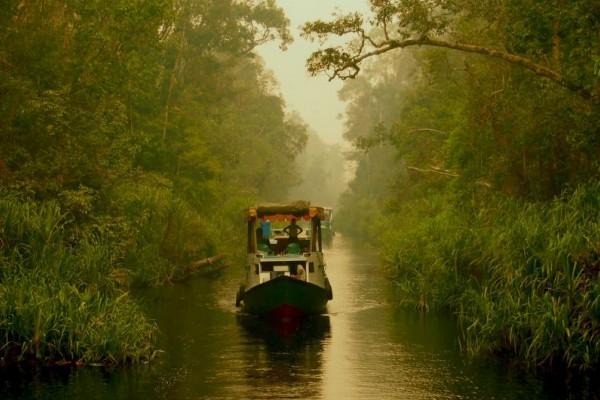 5 Sungai Di Indonesia Yang Tidak Kalah Dari Sungai Amazon
