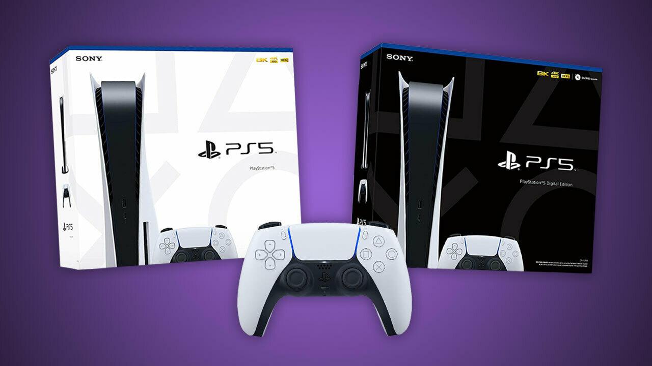 Game PS5 sudah beredar di pasaran Indonesia
