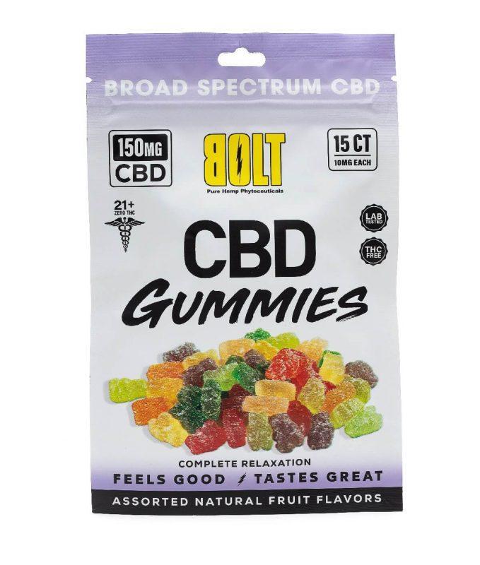 Penggunaan CBD Gummies Dapat Dirasakan Pada Kebugaran Tulang